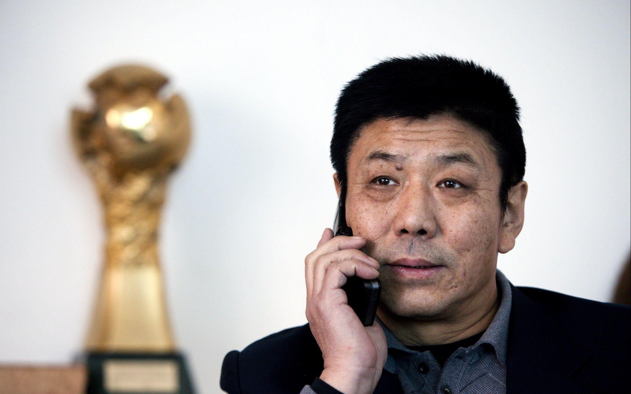 长春亚泰董事长刘玉明病逝 中国