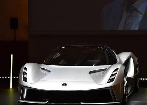 2000马的路特斯纯电超跑喜欢吗?明年投产,3秒内破百