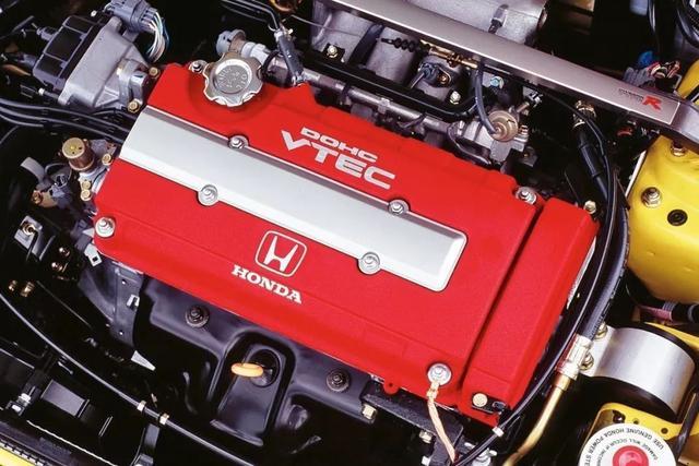 买发动机送车,本田30年前的发动机技术称霸至今