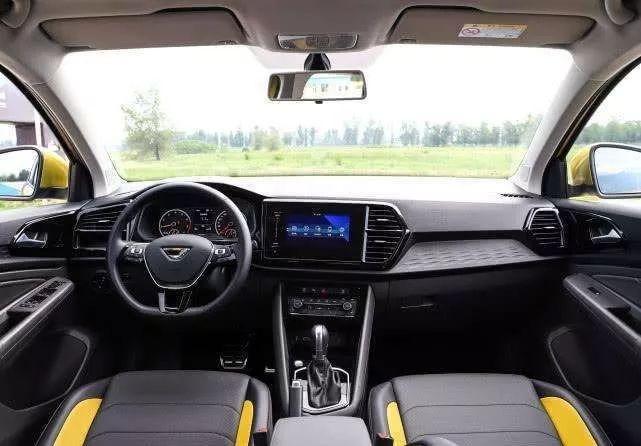捷达VS5预售12万内自带光环,能抢占自主SUV多大领地?I 车市裴聊