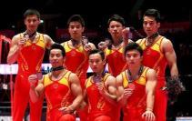 体操男团的崛起,完美曲线的再次绽放,让我们一起为小伙子们加油