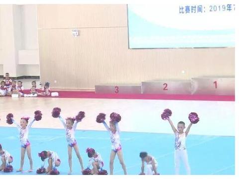 幼儿体操:六运会幼儿体操项目圆满落幕