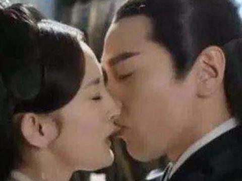 女星拍吻戏最怕合作的4个男星,尤其是最后那个,陈伟霆都甘拜下