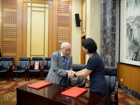 日本8K印刷项目将落户济南市中区双方签署意向合作协议