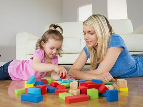 你常和孩子玩,方法却不一定对,促进智力开发的玩法你有必要知道