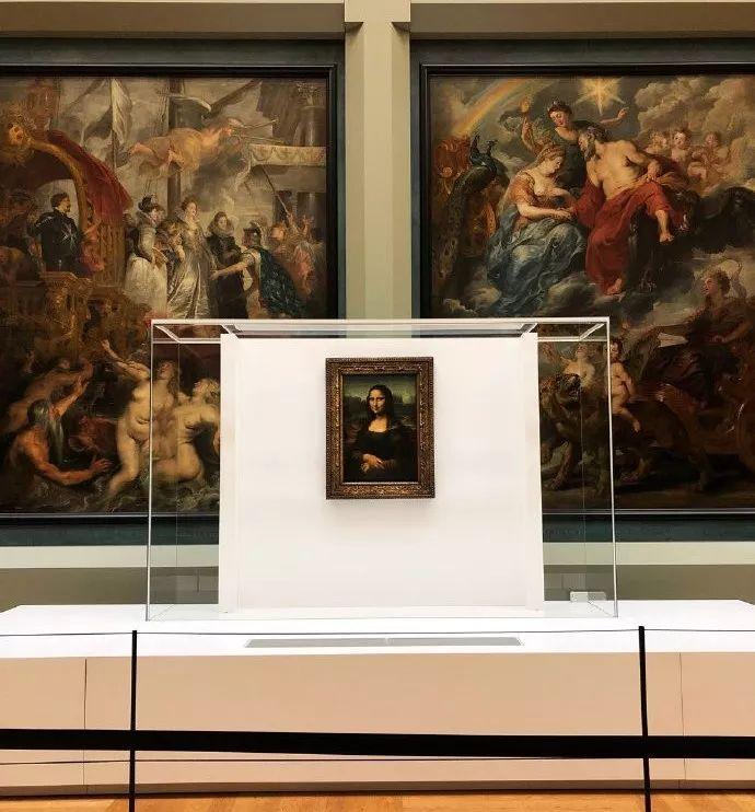 《蒙娜丽莎》搬迁100步,卢浮宫怎样保证她的安全?