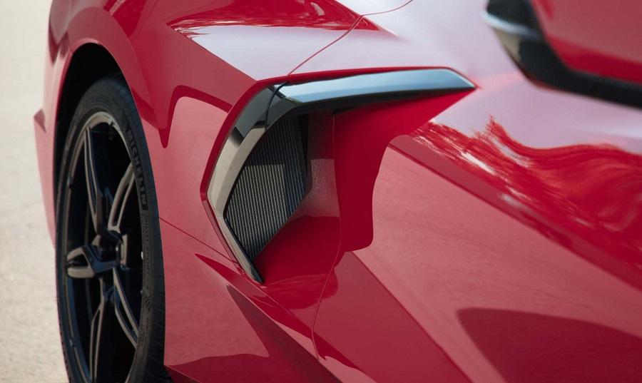 天天播报 | 中置后驱米国法拉利,雪佛兰Corvette C8发布