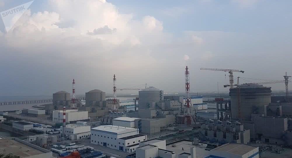 中俄已签署向田湾核电站第四期提供核燃料的协议