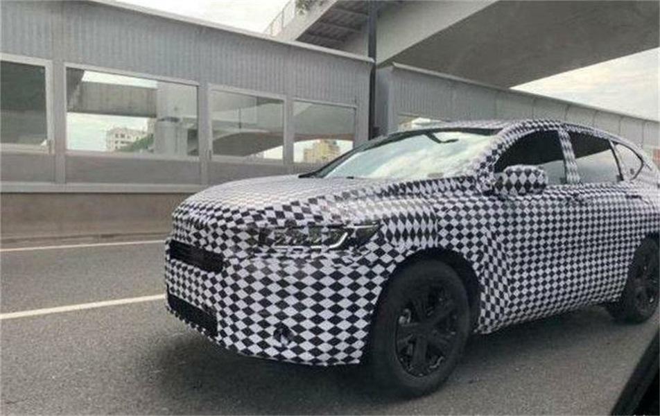 广汽本田全新中级SUV谍照曝光,像极了CR-V!预计今年年底发布
