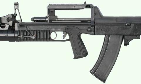 """枪械中的""""两栖动物"""",ADS突击步枪"""