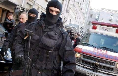 阿尔法特种部队抢劫华商后,指挥官就地被免,俄:必须严惩