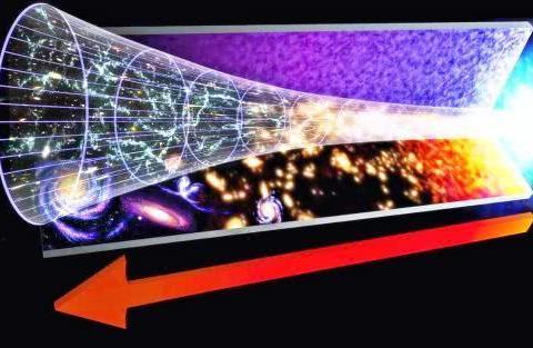 宇宙大爆炸源于奇点,但奇点是如何形成的?