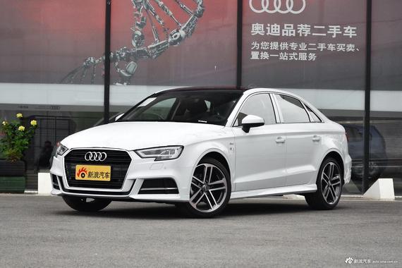 新车14.55万起 奥迪A3厦门地区促销