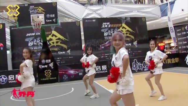 北京时间7月21日,#3x3黄金联赛#南