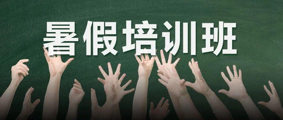 """2019最赚钱项目_培训机构""""贩卖焦虑"""" 超前教育为何屡禁不止?"""