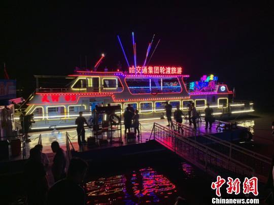 哈尔滨一客船与货运运输船相撞致使多人受伤,事故原因正调查