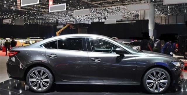 国产车这回遇到劲敌了!马自达6惊艳上市,仅售14万