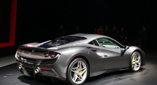 720匹马力的法拉利F8 Tributo近期市场表现情况如何呢