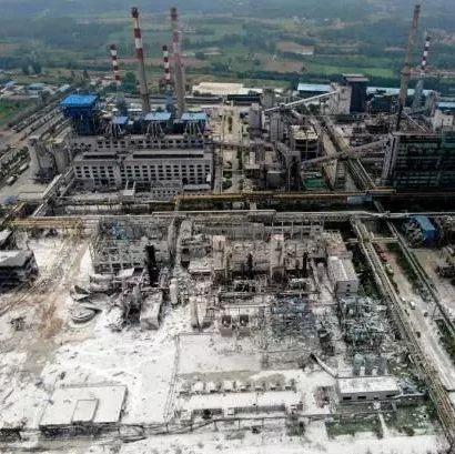 河南三门峡气化厂爆炸事故搜救基本结束,共15人遇难
