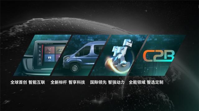 """领域智能宽体轻客V90上汽大通MAXUS""""三车战略""""布局轻客市场"""