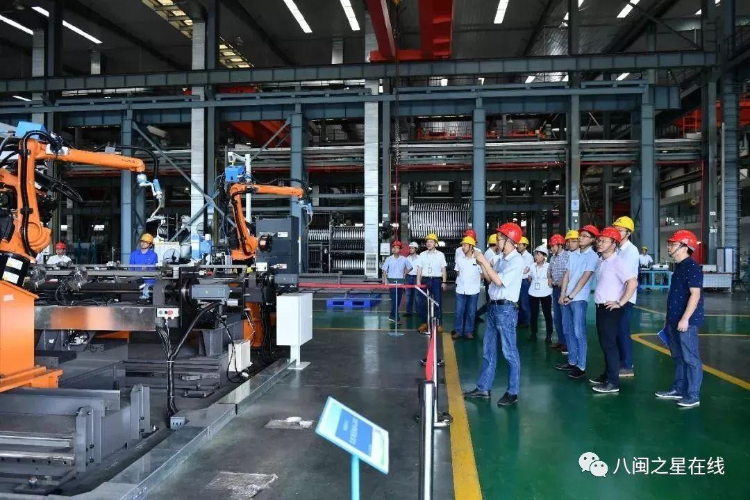 金龙车身:荣获2019年福建省工信化省级龙头企业及高成长培育企业