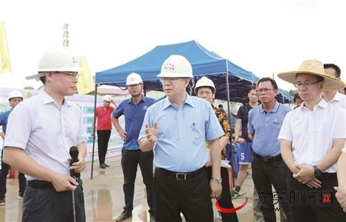 梁维东:为先进制造业发展拓展更多更好空间