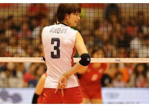 木村纱织在日本排球史中 算得上是一个里程碑似人物