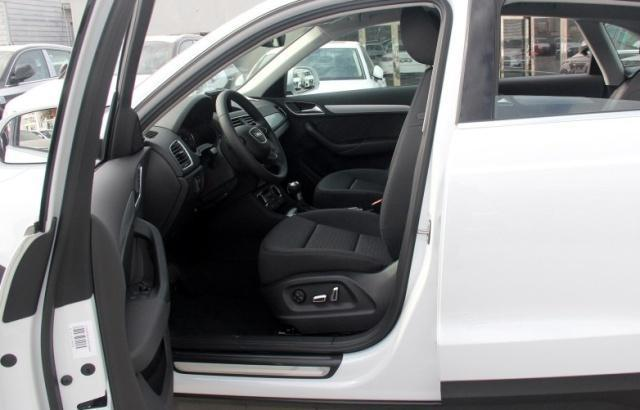 奥迪最良心SUV,配2.0T十7挡双离合,一起看看吧!