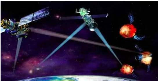俄军新技术 可让美国在太空战中惨输