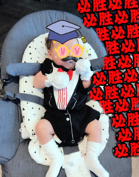 暂退娱乐圈?吴奇隆陪产后身材发福变大叔,直言最大工作是陪儿子
