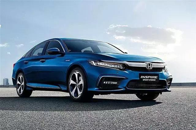 6月合资中级车销量榜,广本双雄包揽前二,阿特兹入围