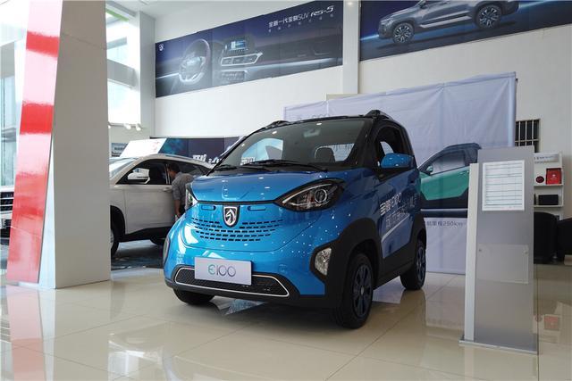 推荐三款5万元就能买到的纯电动微型车 性价比超高_第2页_m.y2ooo.com