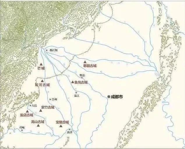 一座千年古都的地图变迁史!