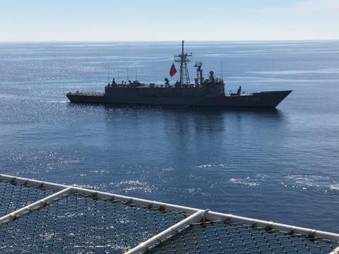 东地中海气氛凝重,土耳其大批坦克上岛,俄罗斯军舰成群结队赶来