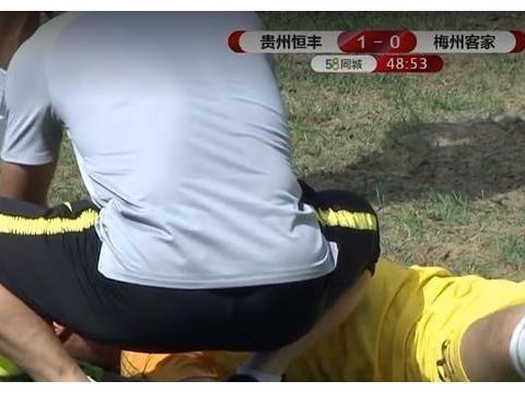 最新中甲积分榜:一场2-0让贵州恒丰冲超希望大增!梅州客家没戏