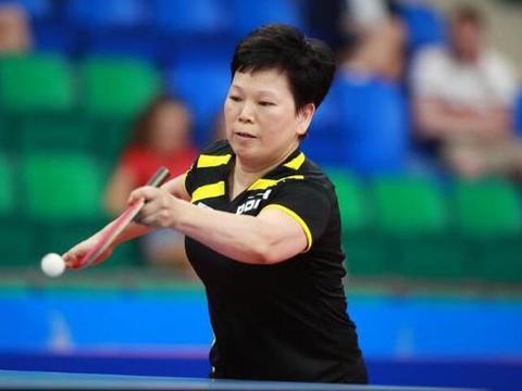 倪夏莲已经56岁了,她仍有参加明年东京奥运会的念头