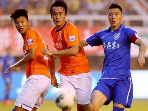7年前的今天中超大连阿尔滨5比2山东鲁能,14位出场球员今何在?