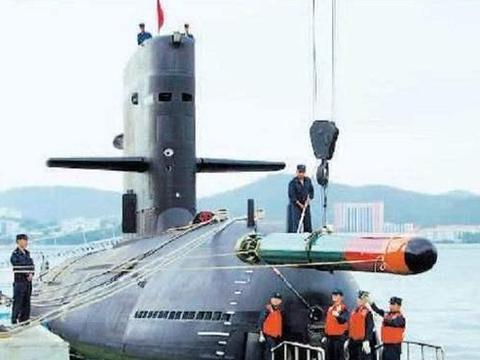 中国海军鱼雷武器的发展历程