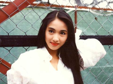 黎姿年轻时美,张曼玉年轻时美,周海媚年轻时美,不及她风情万种