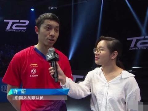 樊振东4-0战胜林高远晋级T2四强,樊振东说什么让观众乐爆