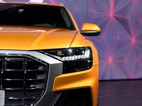奥迪全新SUV,配纯机械四驱+3.0T空气悬架,土豪提前半年预定它