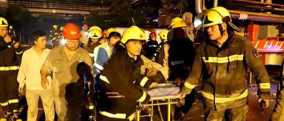 """最新!义马气化厂""""7·19""""爆炸事故,15人死亡,15人重伤!无比心痛……"""