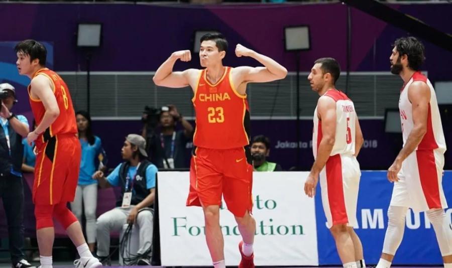 中国男篮主力五虎已浮现,宏远两人,辽宁新疆各一人,NBA一人!