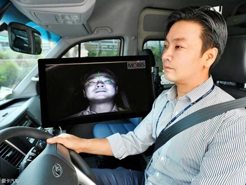 现代摩比斯将推出驾驶员状态预警系统