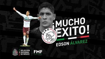 接班德利赫特?官方:阿贾克斯签下墨西哥国脚阿尔瓦雷斯