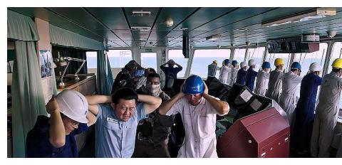 以游戏的视角看《红海行动》,体验中国海军的强大
