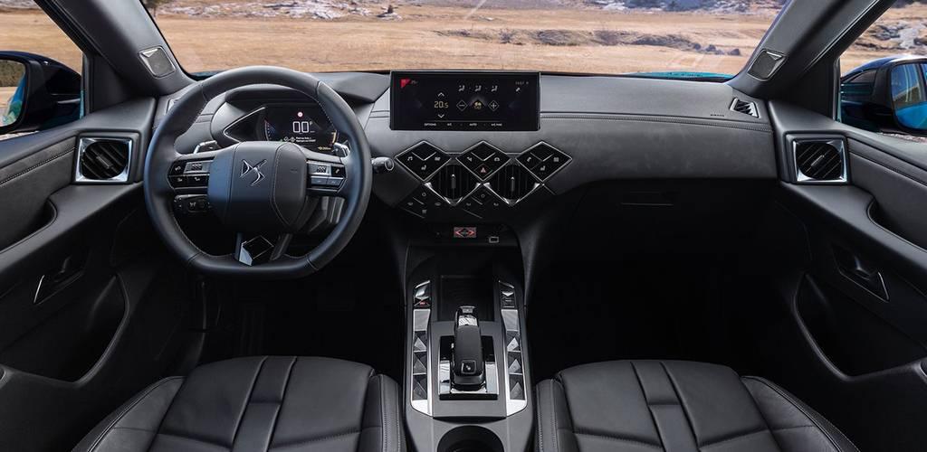 DS 3 Crossback发布,法系小型SUV的新宠,对标奥迪Q2
