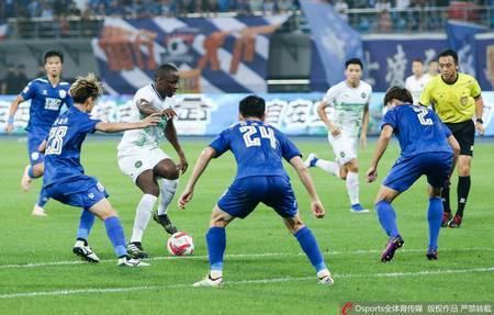 浙江绿城 6 轮不胜,多家球迷协会发公告表示暂停助威