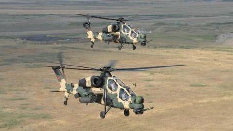 英国发动机断供,土耳其武装直升机命悬一线
