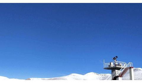 口径1.93米光学天文望远镜落户慕士塔格峰!